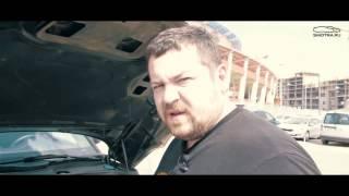 """Эрик Давидыч. """" Audi на Таганке""""."""