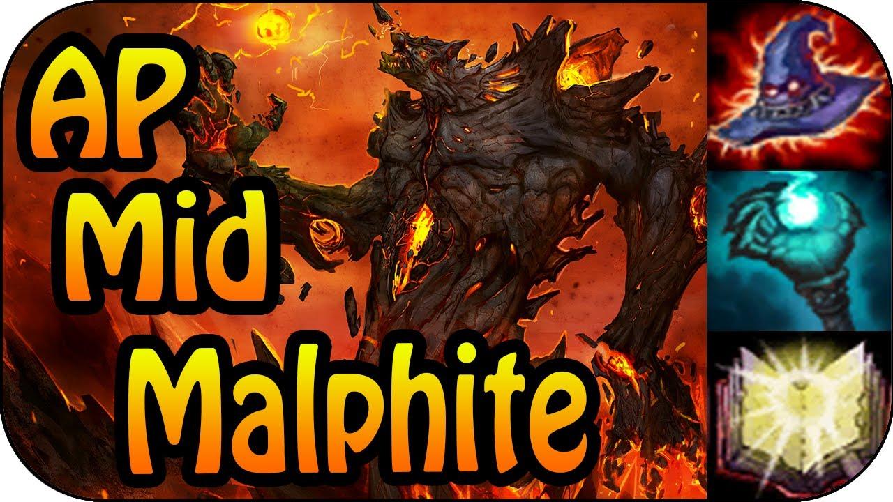 malphite ap mid