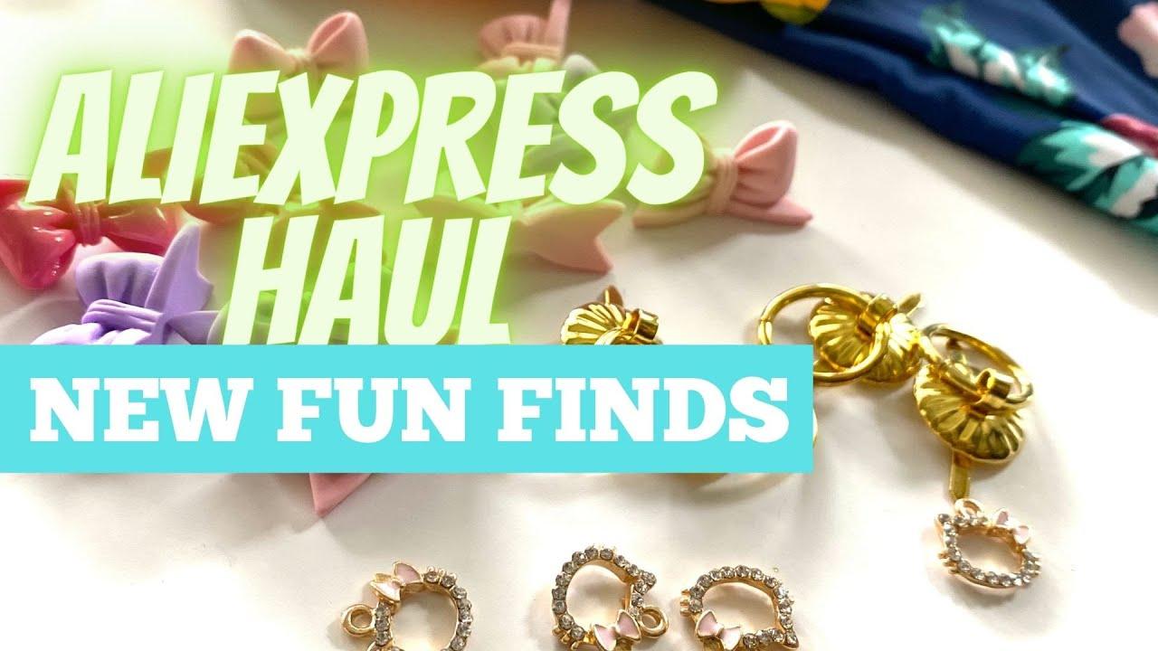 ALIEXPRESS HAUL | NEW FUN FINDS | COME SEE!!