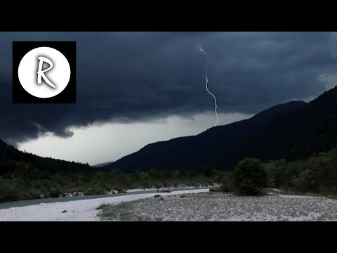 "Shamanic Music - Native American Indians Nature Relaxation w/Music ""Night and Day"" 2 of 6 -"