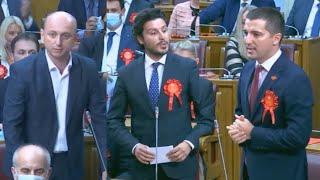 Knežević: DF podržava Bečića za predsednika parlamenta
