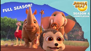Jungle Beat Season 4 Full Compilation