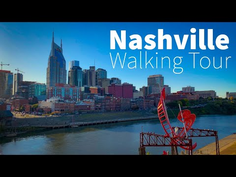 Downtown Nashville TN Virtual Tour