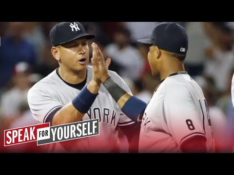 Whitlock 1-on-1: Ken Rosenthal on the Yankees, A-Rod's exit | SPEAK FOR YOURSELF
