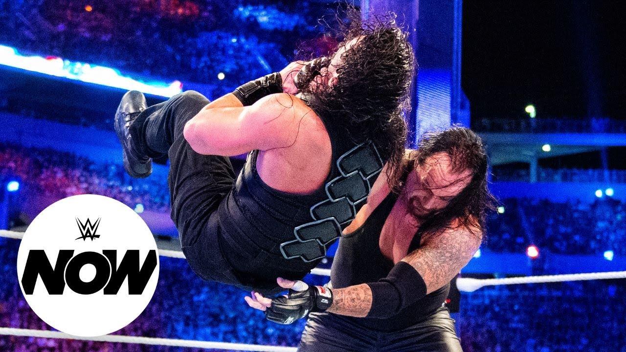 Download Undertaker's ties run deep for Final Farewell at Survivor Series: WWE Now
