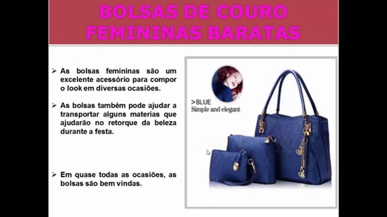 65233fa5a Bolsas importadas da china - loja virtual de bolsas femininas - YouTube