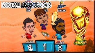 Football legends 2016 Game Walkthrough (Win Tournament)