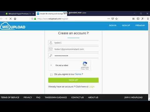 How to activate wdupload,activate wdupload premium, wdupload voucher