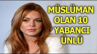 Gambar cover Ağlayarak Müslüman Oldu ! Din Değiştirip Müslüman Olan 10 Yabancı Ünlü