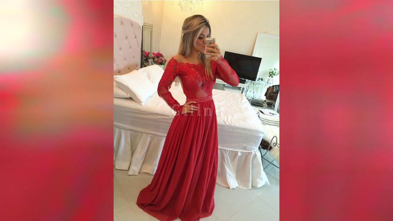 Gillne.de - Schöne Abendkleider Günstig Kaufen - YouTube