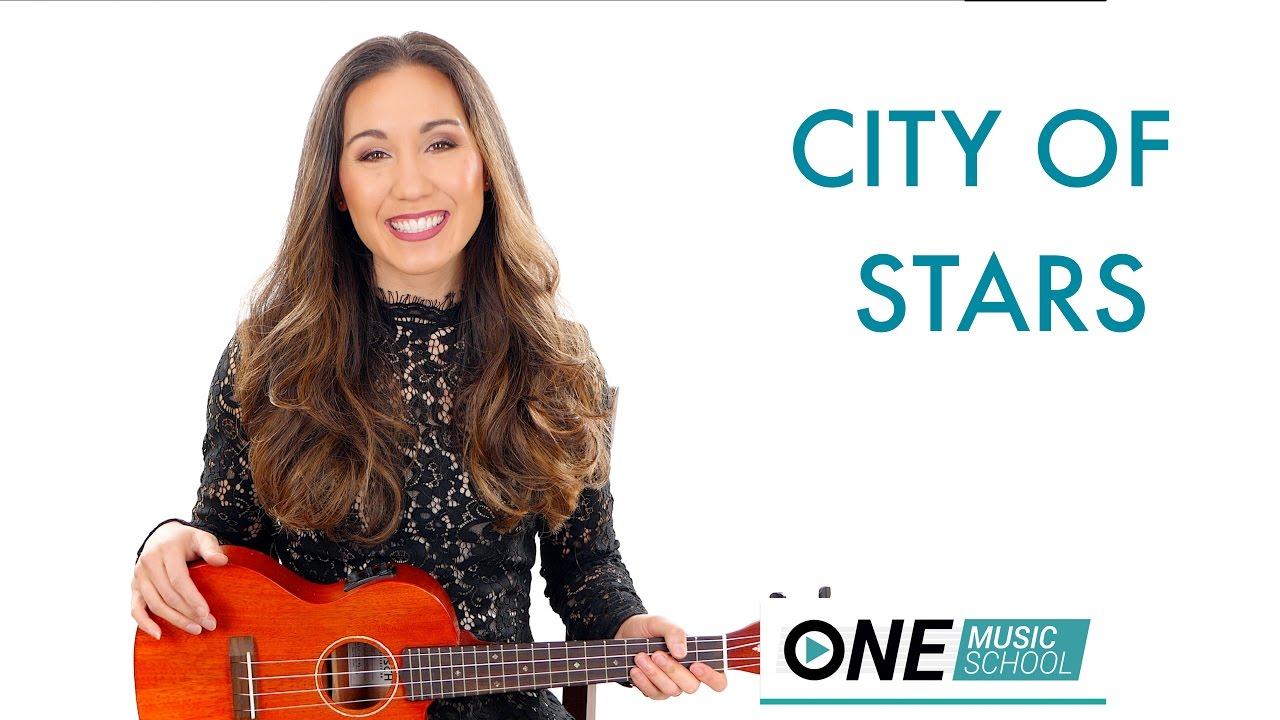 City of Stars Ukulele Tutorial / Lesson from 'La La Land'