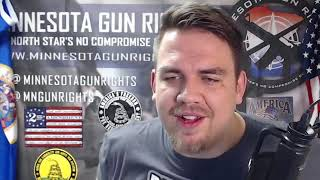 Red Flag Gun Seizure Bill Moving In Minnesota!