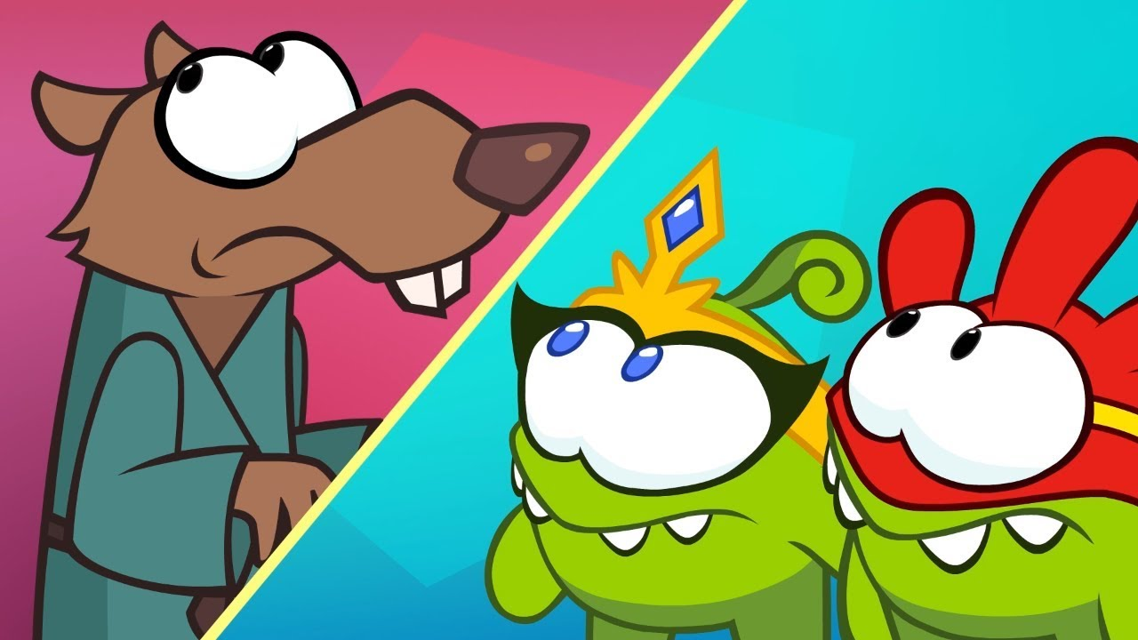 Om Nom Stories (Cut the Rope) - Lonely Warrior (Episode 77) - NEW SEASON 8!