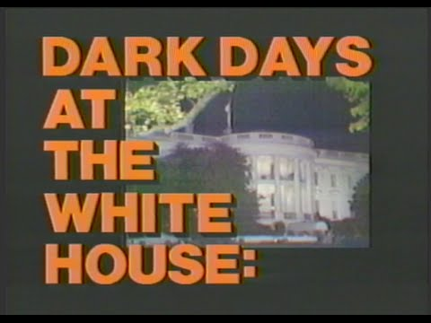 ABC News - Dark Days at the White House: The Watergate Scandal
