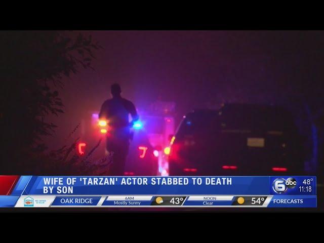 'Tarzan' actor Ron Ely's wife killed; son shot by deputies
