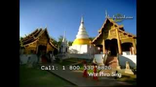 Chiang Mai Thailand Luxury Vacations, Escorted Tours, Hotels, Resorts, Videos