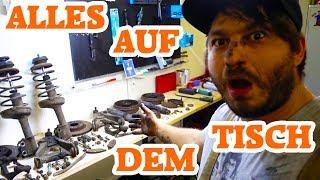 Renault Kangoo - Projektauto - Nun Ist Alles Ab!!! 🔧 🔧 🔧