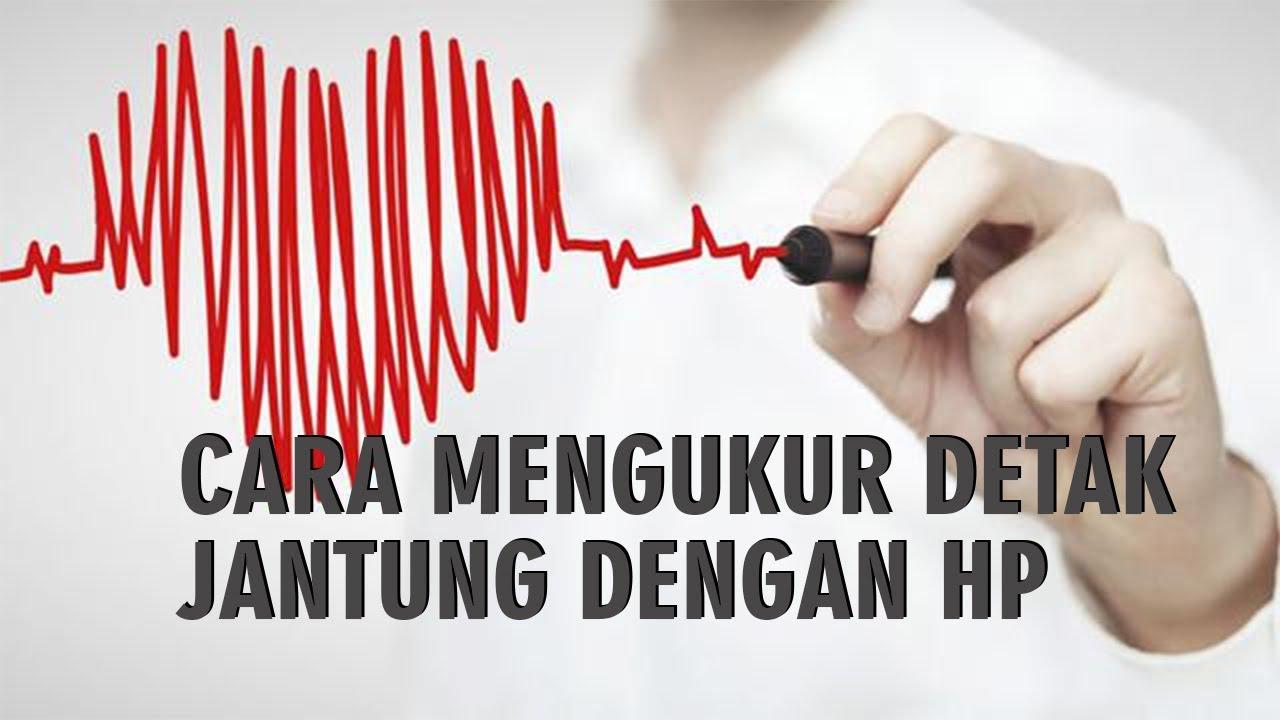 Aplikasi Keren untuk Mengukur Detak Jantung - YouTube