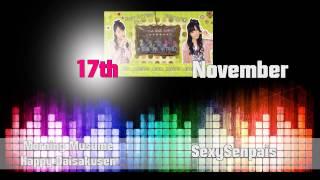 SONGS NOVEMBER 2013