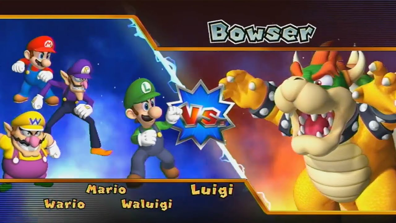 Mario Party 9 Bowser Station Party Mode Youtube