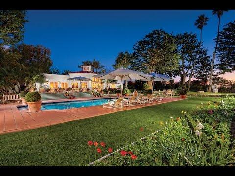 La Casa Pacifica in San Clemente, California