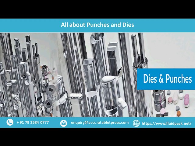 All about Punches and Dies