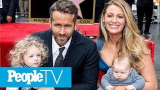 Ryan Reynolds Won't Work At The Same Time As Blake Lively | PeopleTV