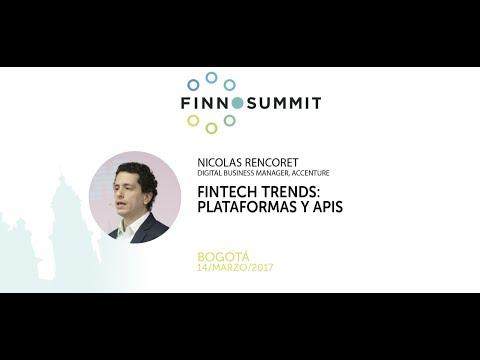 FINNOSUMMIT Bogotá 2017 | Keynote: Fintech Trends: Plataformas y APIs