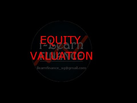 Equity Valuation, Gordon Growth