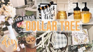 DOLLAR STORE DIY /  Fall 2019