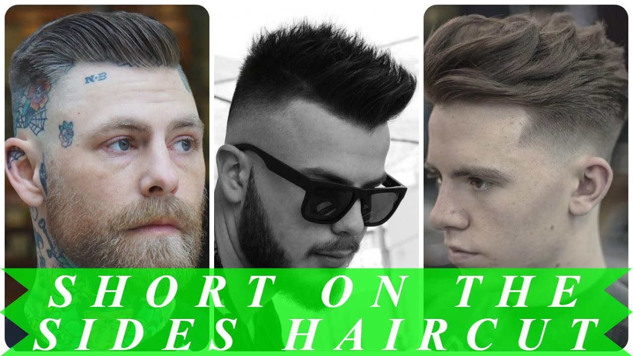 20 Best Ideas For Mens Hairstyle Long Top Shaved Sides Youtube