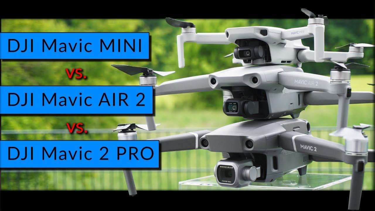 Dji Mavic Mini 2000m Reichweite Flugzeit Test Ce Deutsch Youtube
