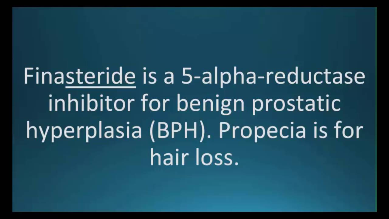 propecia and rogaine side effects