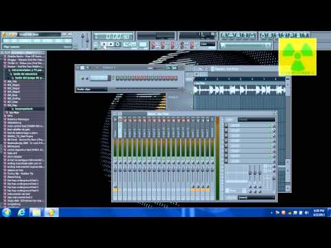 How to Make a mp3 file sound like AM Radio Broadcast With FL Studio