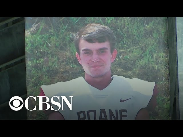 High school football player dies after collapsing on field