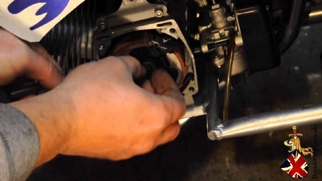 Clutch Replacement Dirt Bike Pocket Bike Pit Bike