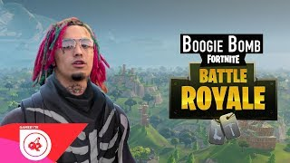 fortnite music video   boogie bomb  gucci gang parody