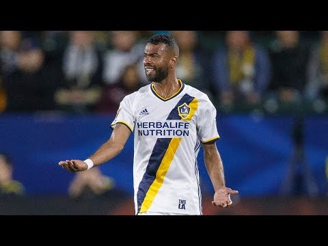 WATCH: Ashley Cole is shown a red card after Video Review