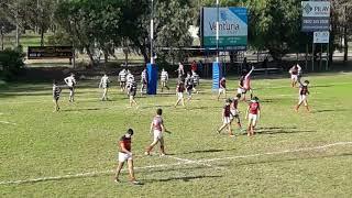 Carlos paz Rugby 7- Tablada 80. categoría m19 UCR 2018.