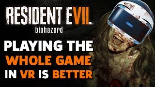'Resident Evil 7' PSVR: Review