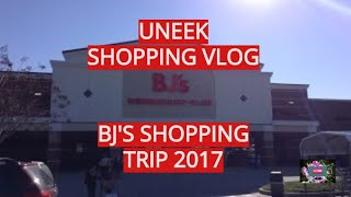 Come with Me: 👣🛍 BJ's Shopping Trip 03/20/2017