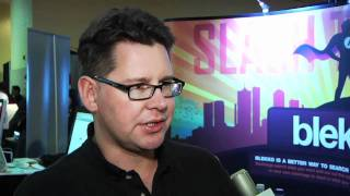 Blekko, the search engine disrupter at SES New York 2011