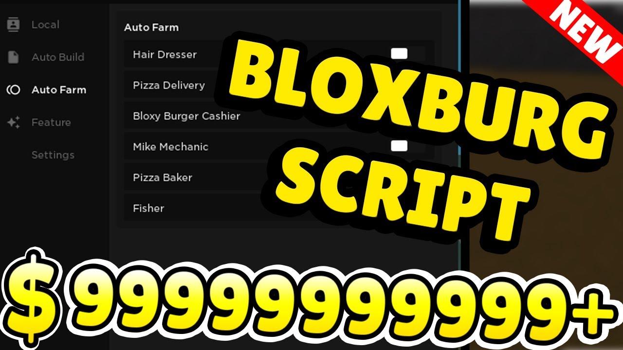 🔴*NEW*(UPDATED) WORKING ROBLOX HACK SCRIPT BLOXBURG PIZZA