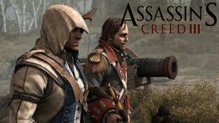 assassin's Creed 3. Часть 7. Война надвигается