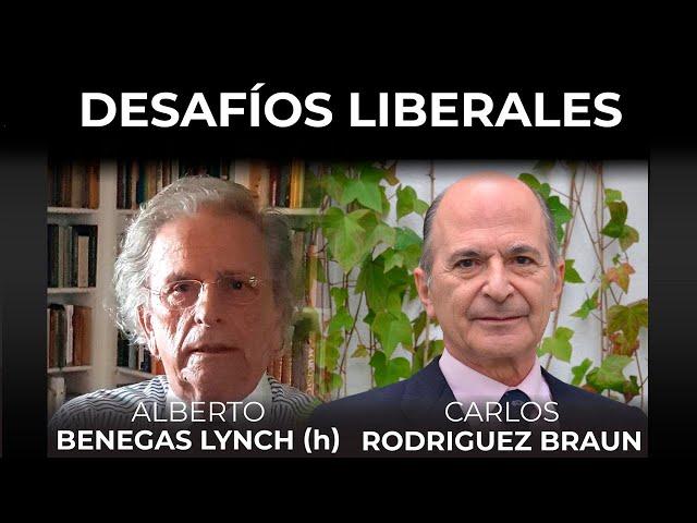 Alberto Benegas Lynch (h) y Carlos Rodriguez Braun -