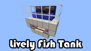 Flying Fish Tank [1.8 Living Fish Tank]