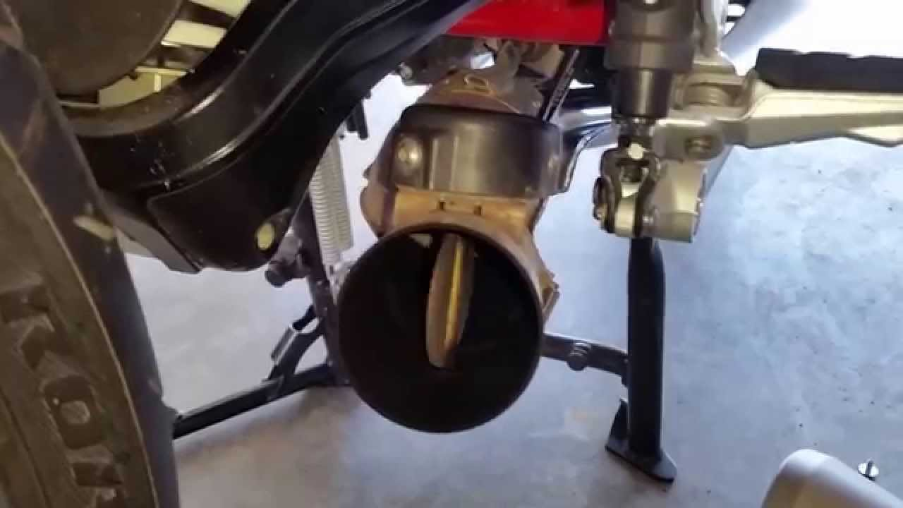 Exhaust flapper valve - BMW R1200R Forum : BMW R1200R Forums
