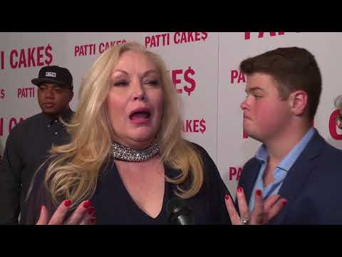 Patti Cake$ Premiere || Cathy Moriarty Interview || SocialNews.XYZ