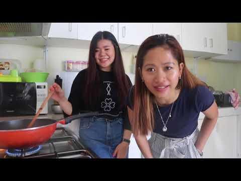 Masak Tongkol Kuah Banjir Pete Bersama Ning Elisabeth Wang 😘