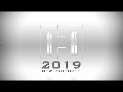 Hornady® 2019 NEW PRODUCTS